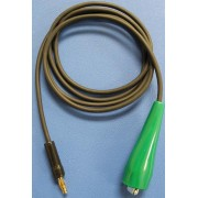 Ground Return Lead, 18AWG, 4ft long
