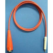 High Voltage Test Lead for HT-5000P & HT-10000P, 4ft long