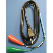 Jumper for Testing 3 Wire products without a plug for HT-2000P/R, HT-2800P/R, HT-3000P/R