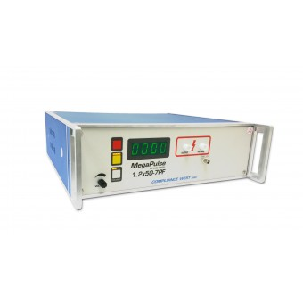 Surge Tester 1.2x50-7PF, 2000-7000V, 1.2x50-7 Voltage Waveform, 38 ohm 1 chnl