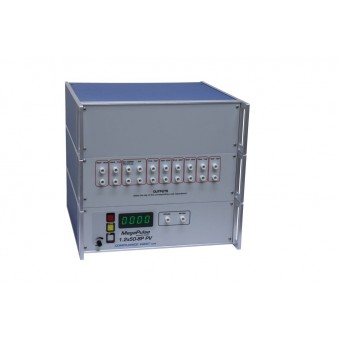 Surge Tester 1.2x50-10P PV, Rated to 10kV, Tester includes CC option with 0 nF tap, No Fast Charge.