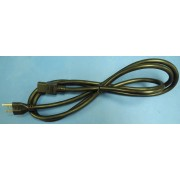 AC Power Cord for detachable cordset models, 14AWG, 4ft long