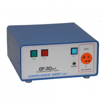 Ground Continuity Tester, 25A set output