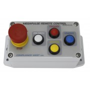 MegaPulse Remote Control + Energy Button