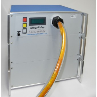 Surge Tester 1.2x50-16PF PV, Rated to 16kV, Single Tap 10-180nF.
