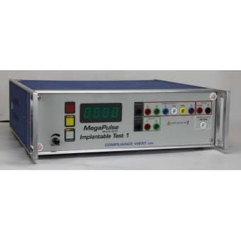 Implantable Surge Tester Damped Sinus 140-380V