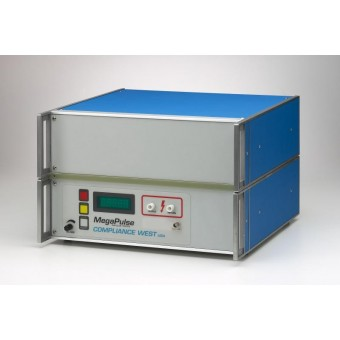 Surge Tester 1.2x50-12.3PF 500 ohm, 400-12kV, 3 sec charge time, 500 ohm impedance, 0.5J power supply